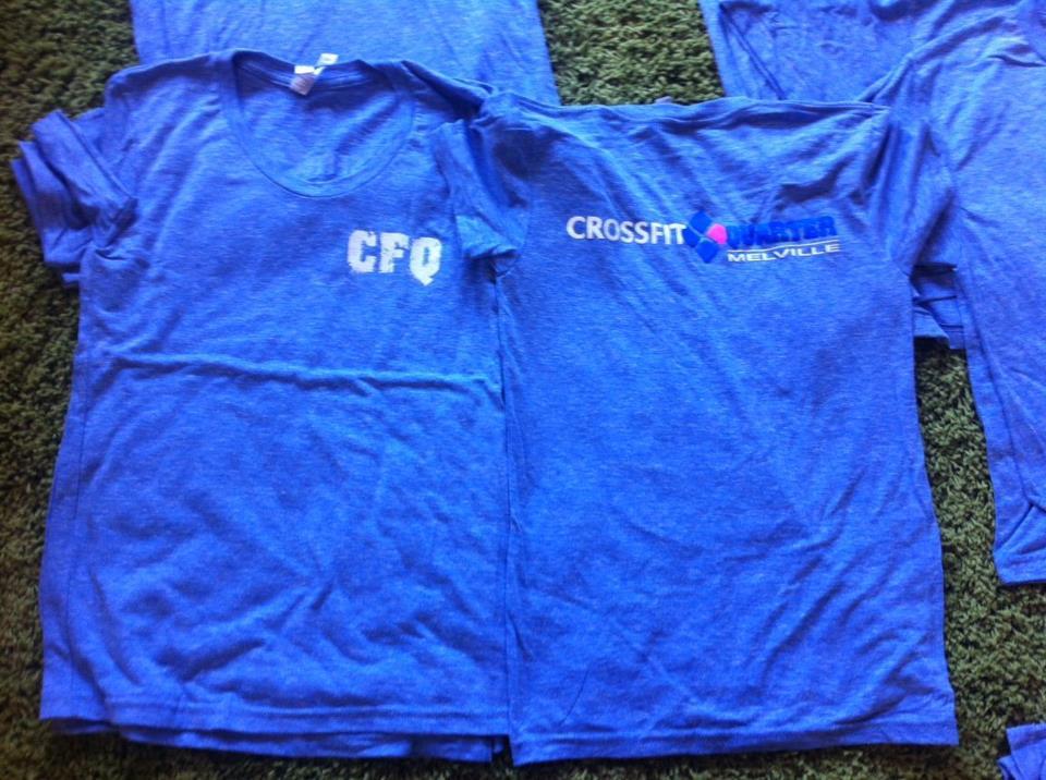 CFQ Shirts