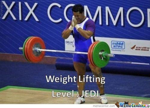 lifting jedi
