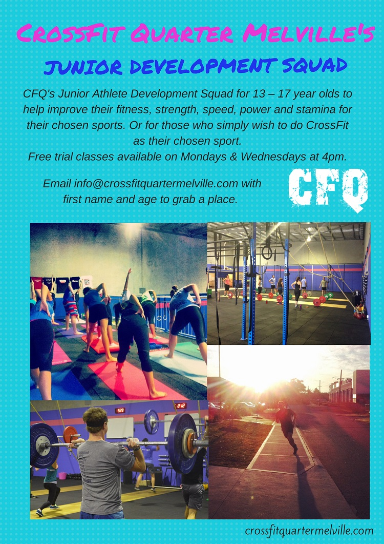CFQ Junior Development Squad